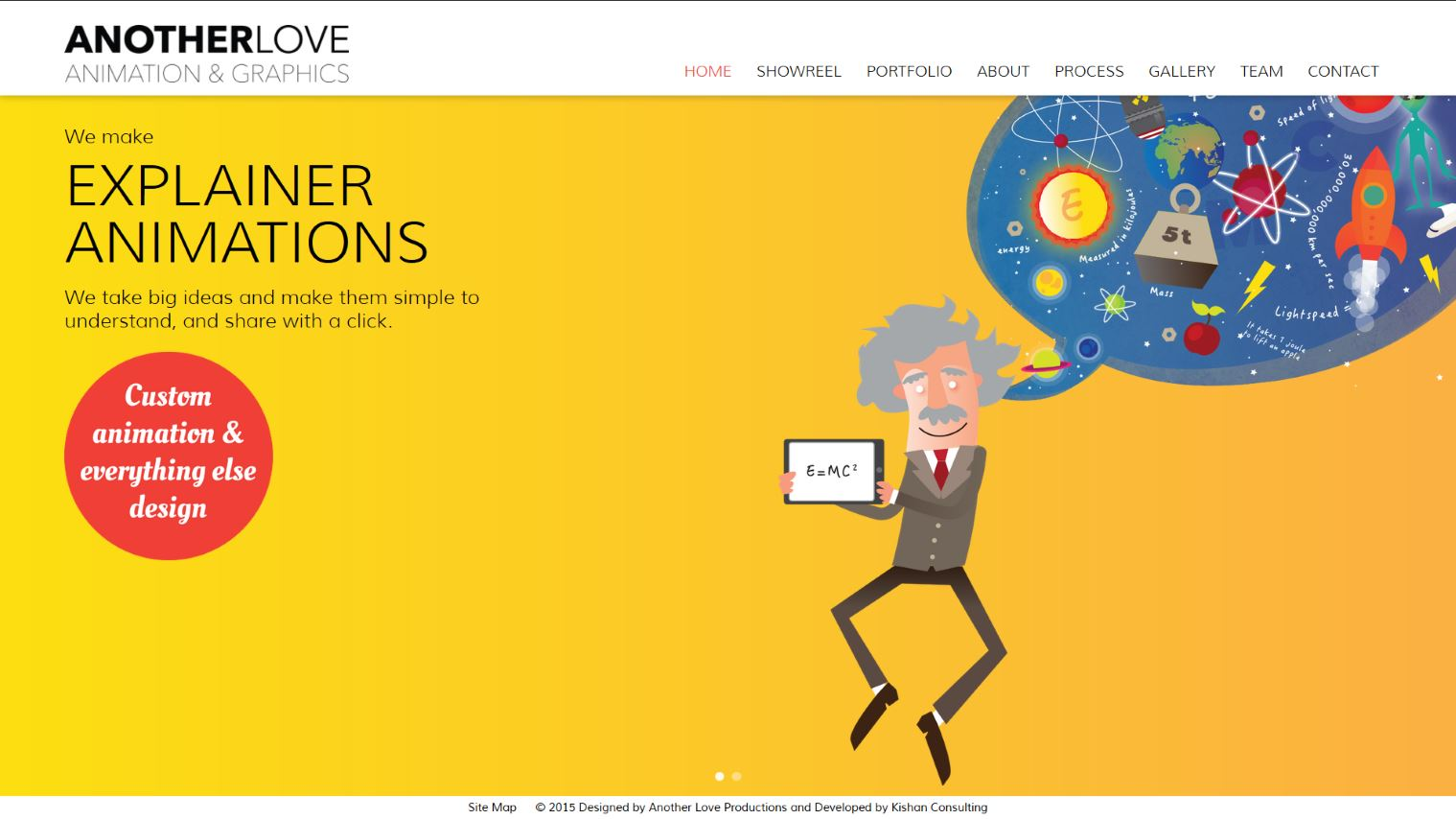 Another Love Studio - Home Page