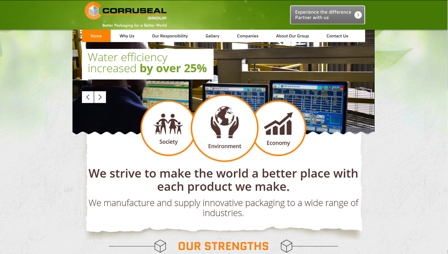 Corruseal Group - Home Page